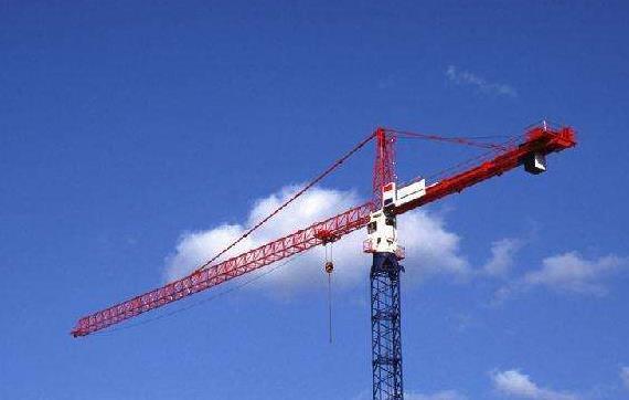 青海塔吊出租分享塔吊液压顶升系统的维修保养知识